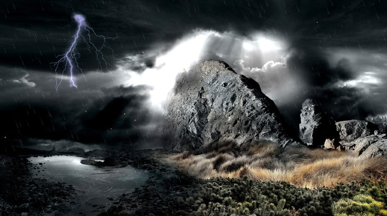 ThunderStorm Screensaver 1307x730