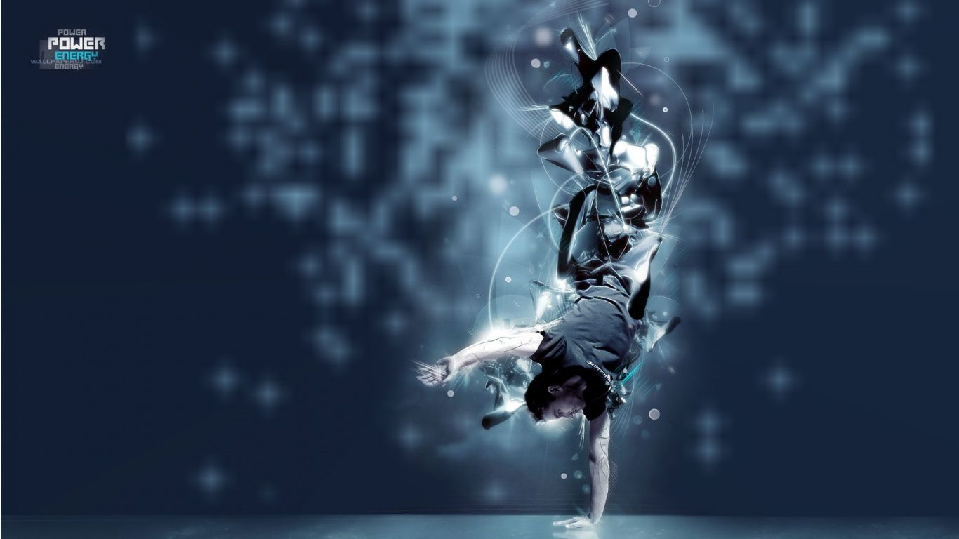 Hip Hop Dance Backgrounds 1366x768