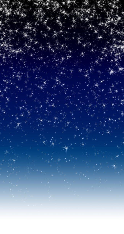 Starry Night Sky Custom BG by CuteCosmo 650x1228