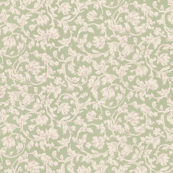 2601 20881 Green Scroll   Parkside   Brocade Wallpaper By Mirage 600x600