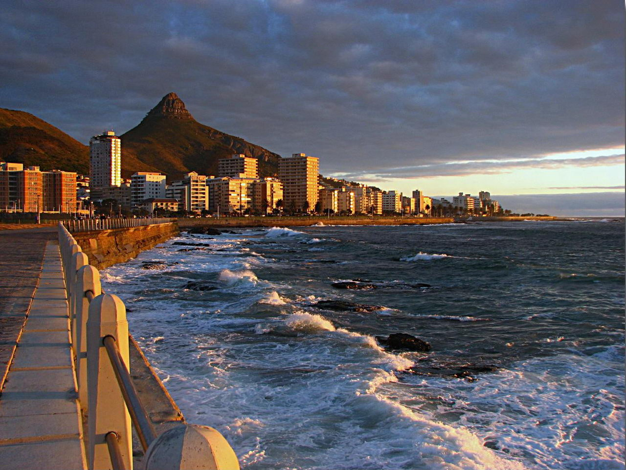 Cape Town South Africa HD Wallpapers HiRes IPhone Wallpaper City 1280x960