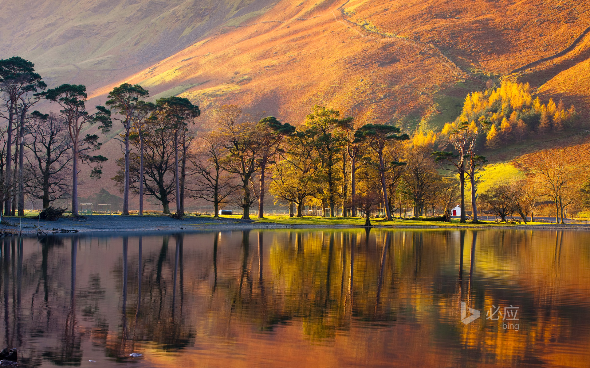 Lake District National Park England HD Bing Wallpaper Archive 1920x1200