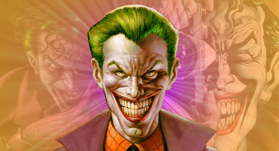 Back Gallery For Joker Comic Wallpaper 900x489