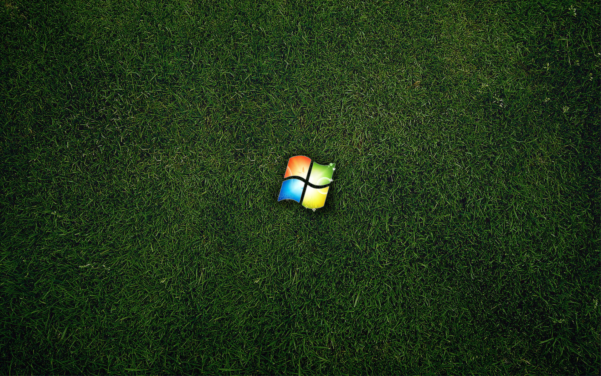 Windows Wallpaper Grass Wallpapersafari