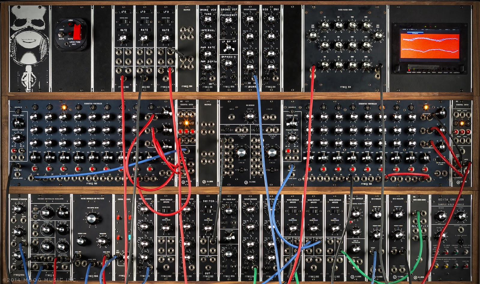49] Modular Synthesizer Wallpaper on WallpaperSafari 1600x946
