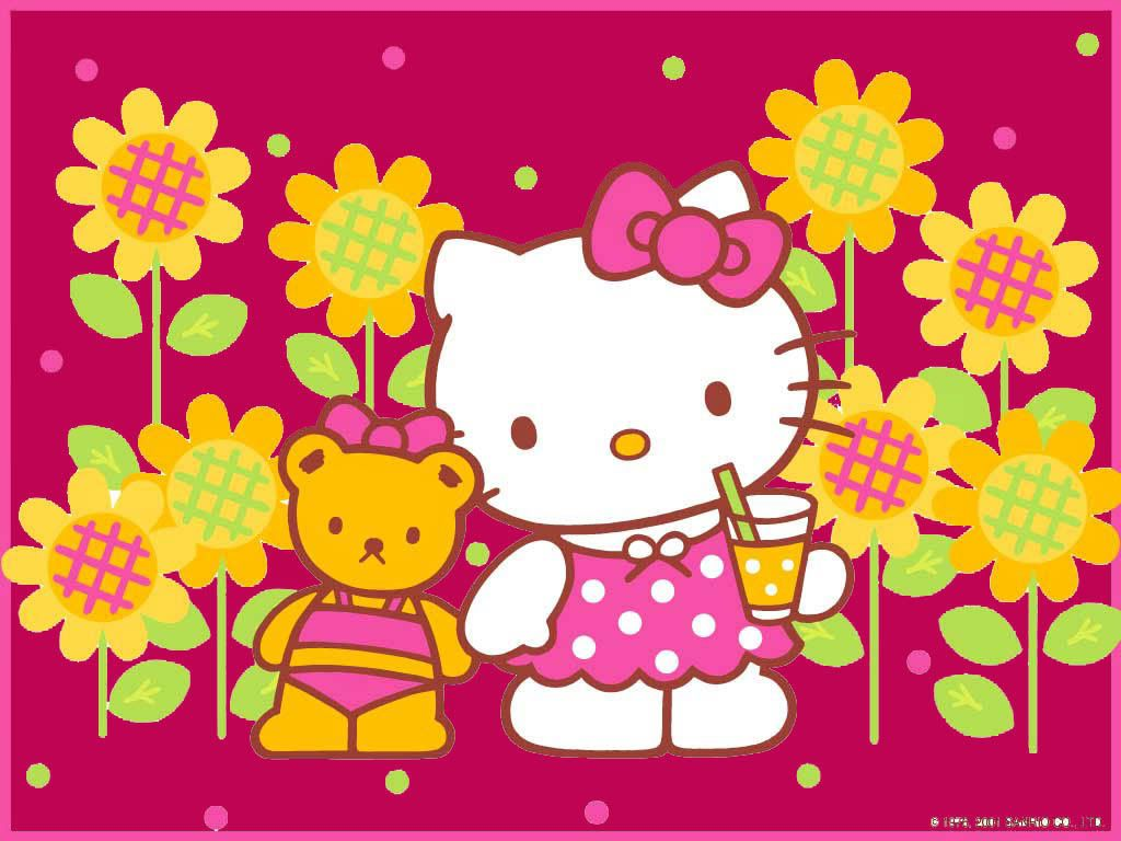 Hello Kitty Wallpapers For Desktop - Wallpaper Cave