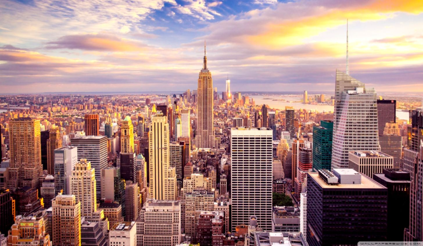 Buildings New York City Photo Hd Wallpaper Wallpapers Home Screen 1456x846