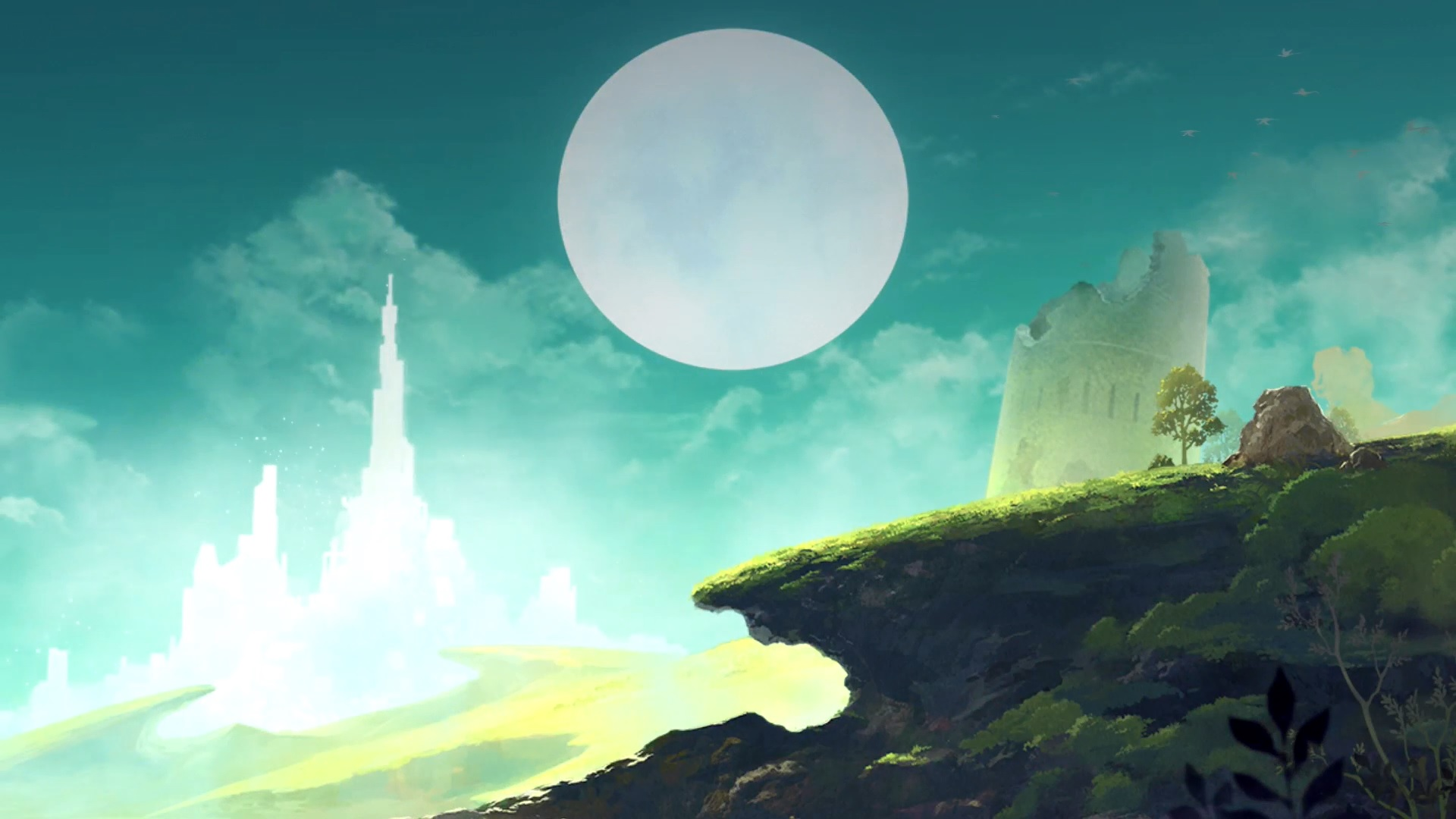 We take Lost Sphears Japanese demo for a spin   Nova Crystallis 1920x1080