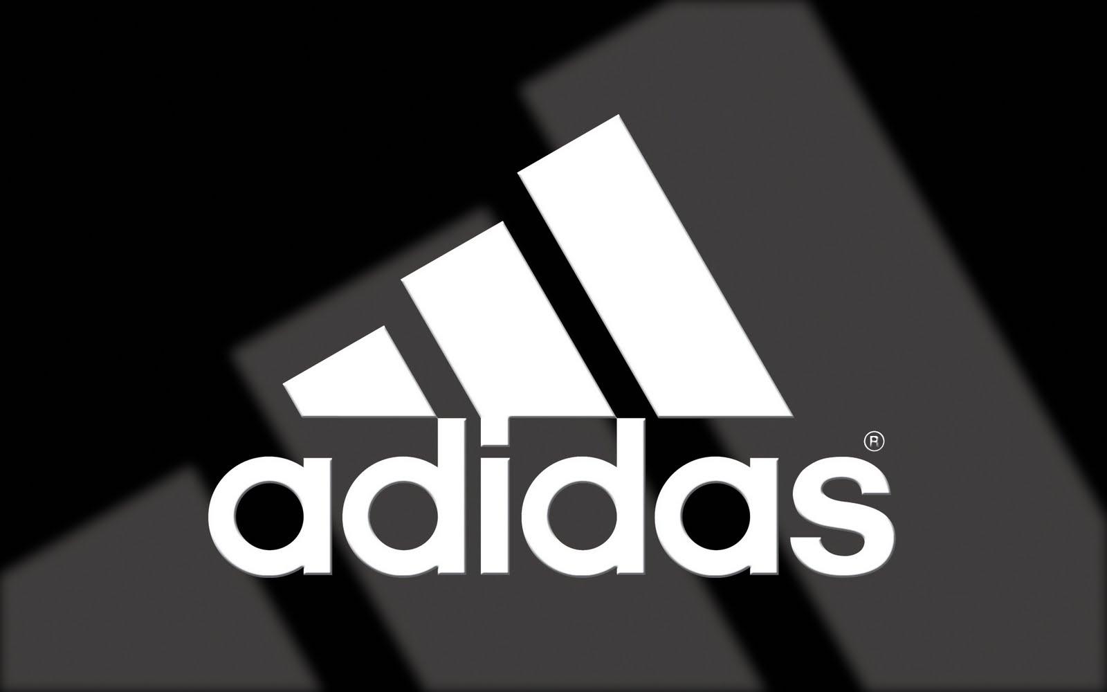 Adidas Geni Ekran Logo HD Wallpapers   Hd Full Resimler Galerisi 1600x1000