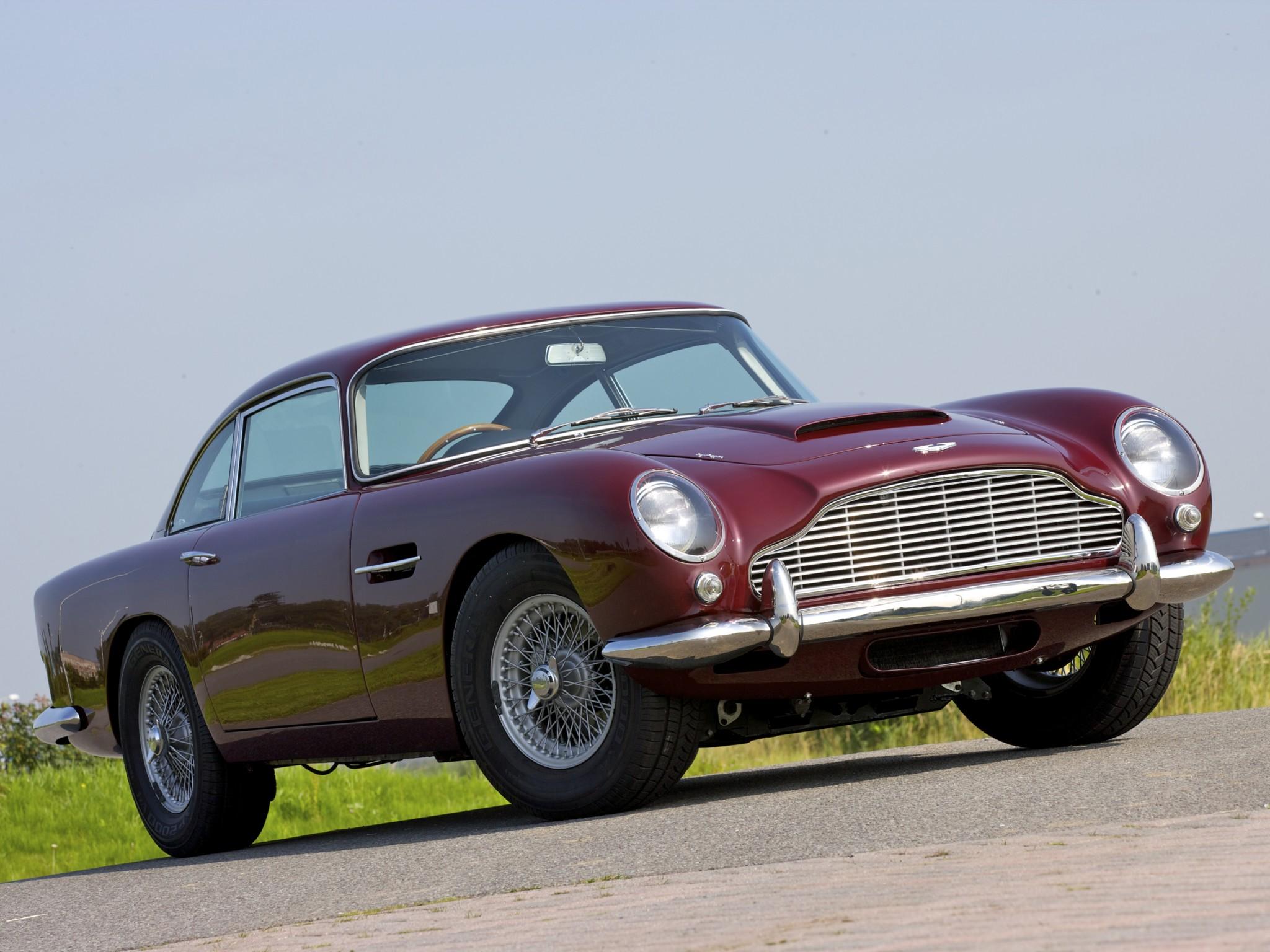 Aston Martin DB5 UK spec Wallpapers Car wallpapers HD 2048x1536