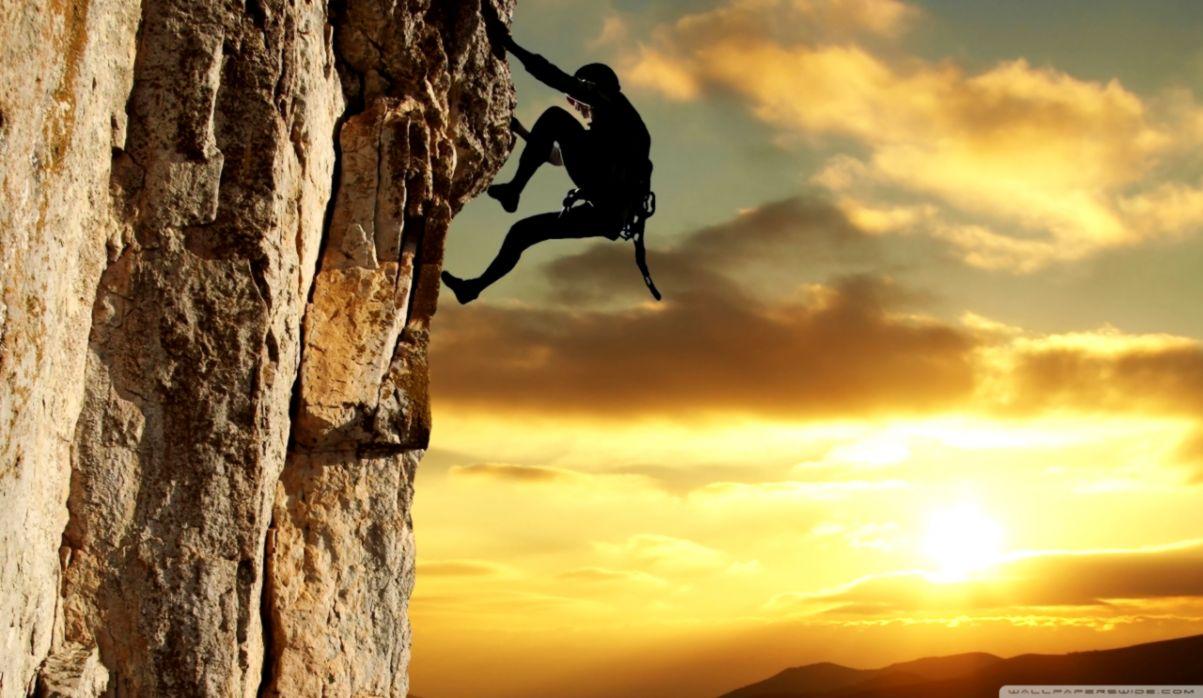 Mountain Climbing Hd Wallpaper Like Wallpapers 1203x698