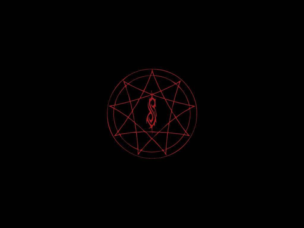 Slipknot Wallpaper Red by Falling Through 1024x768