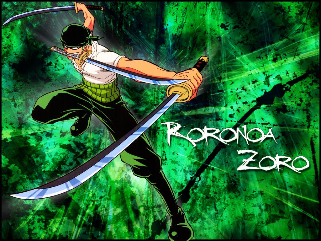 Wallpaper Zoro   One piece by Hyakukuro 1024x768