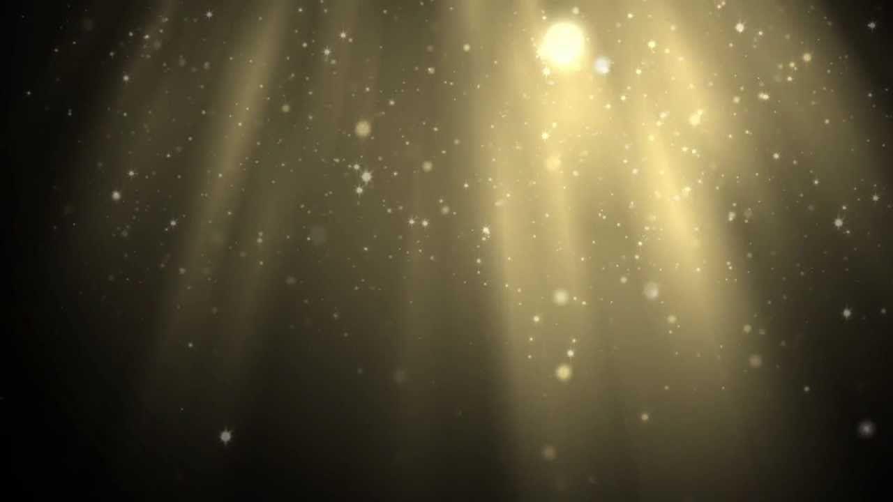 GoldenDust   FREE Video Background Loop HD 1080p backgrouns 1280x720