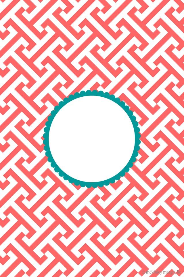 letter c monogram wallpaper