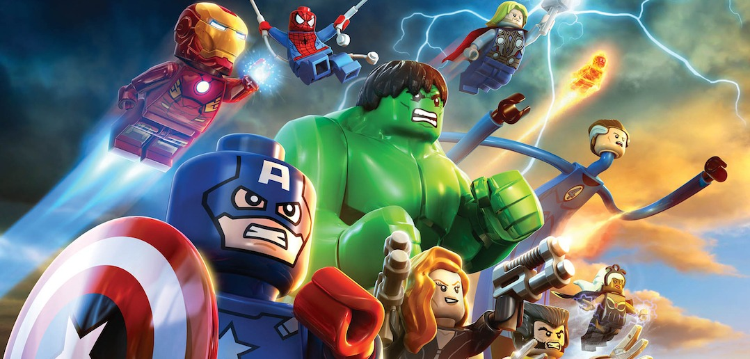 Lego Marvel Superheroes Story Mode Level Guide 1078x516