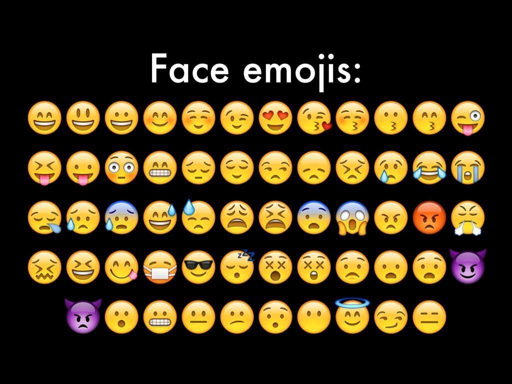 Emoji Wallpapers 1024x768