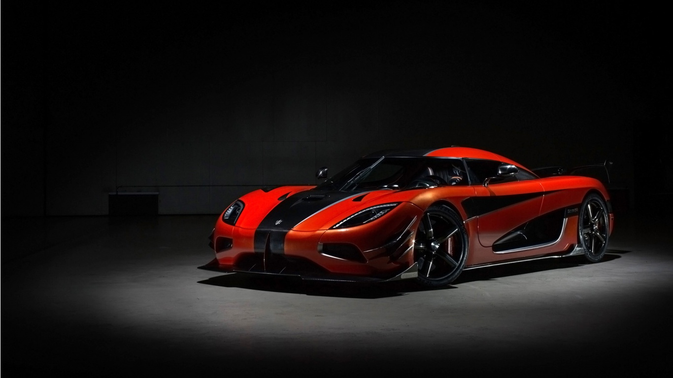 2016 Koenigsegg Agera Final One of One 4 Wallpaper HD 1366x768