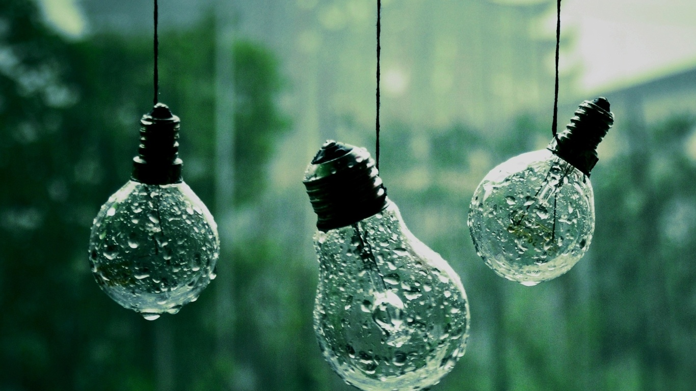 rain drops beautiful wide  on the desktop pictures 3d wallpapers 1366x768