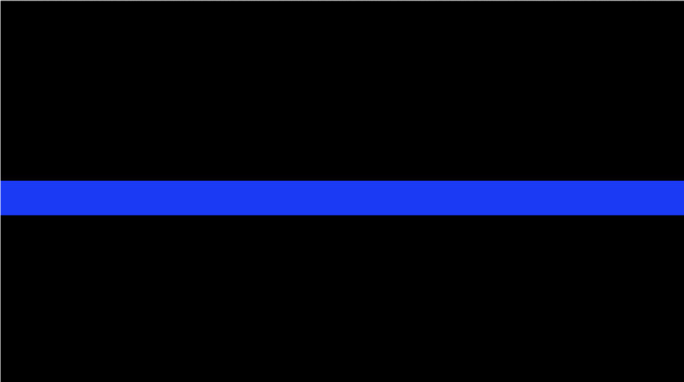Thin Blue Line Flag Wallpaper - WallpaperSafari