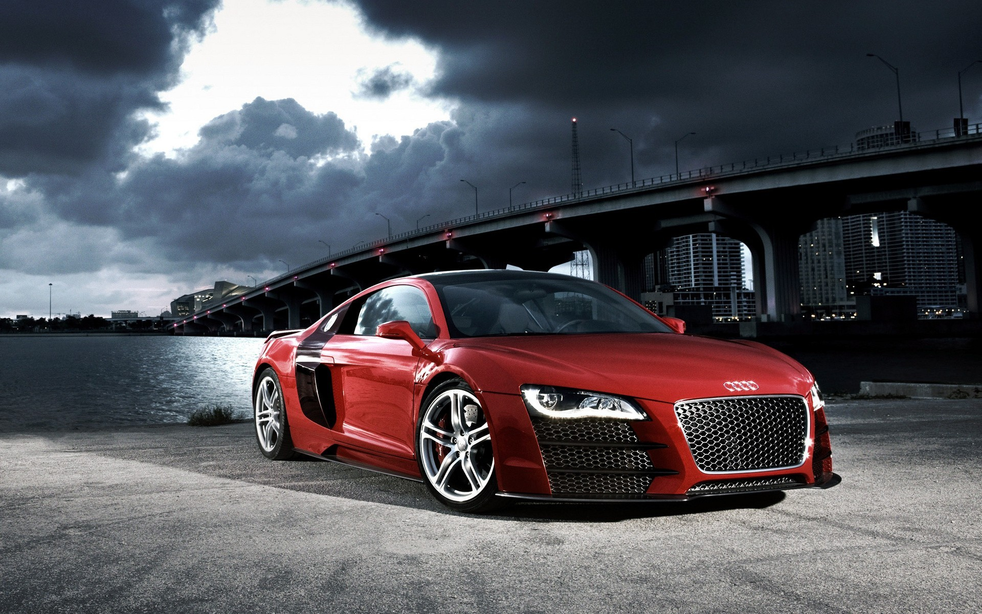 Audi R8 TDI Le Mans Concept Wallpapers HD Wallpapers 1920x1200