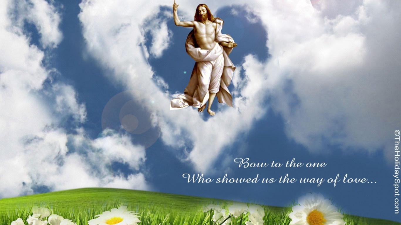 Resurrection wallpapers and images   wallpapers pictures photos 1366x768