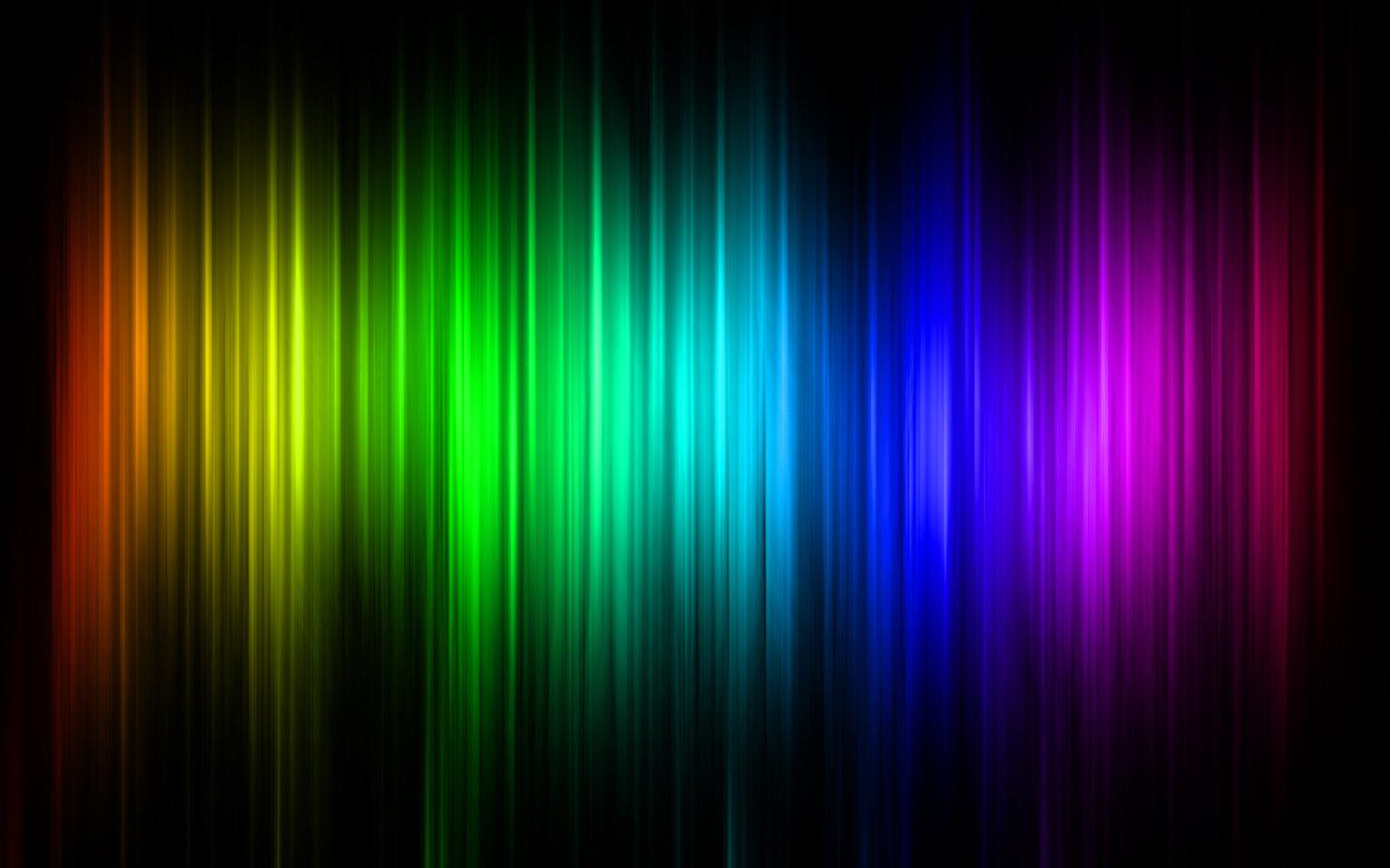 desktop rainbow wallpaper wallpapersafari