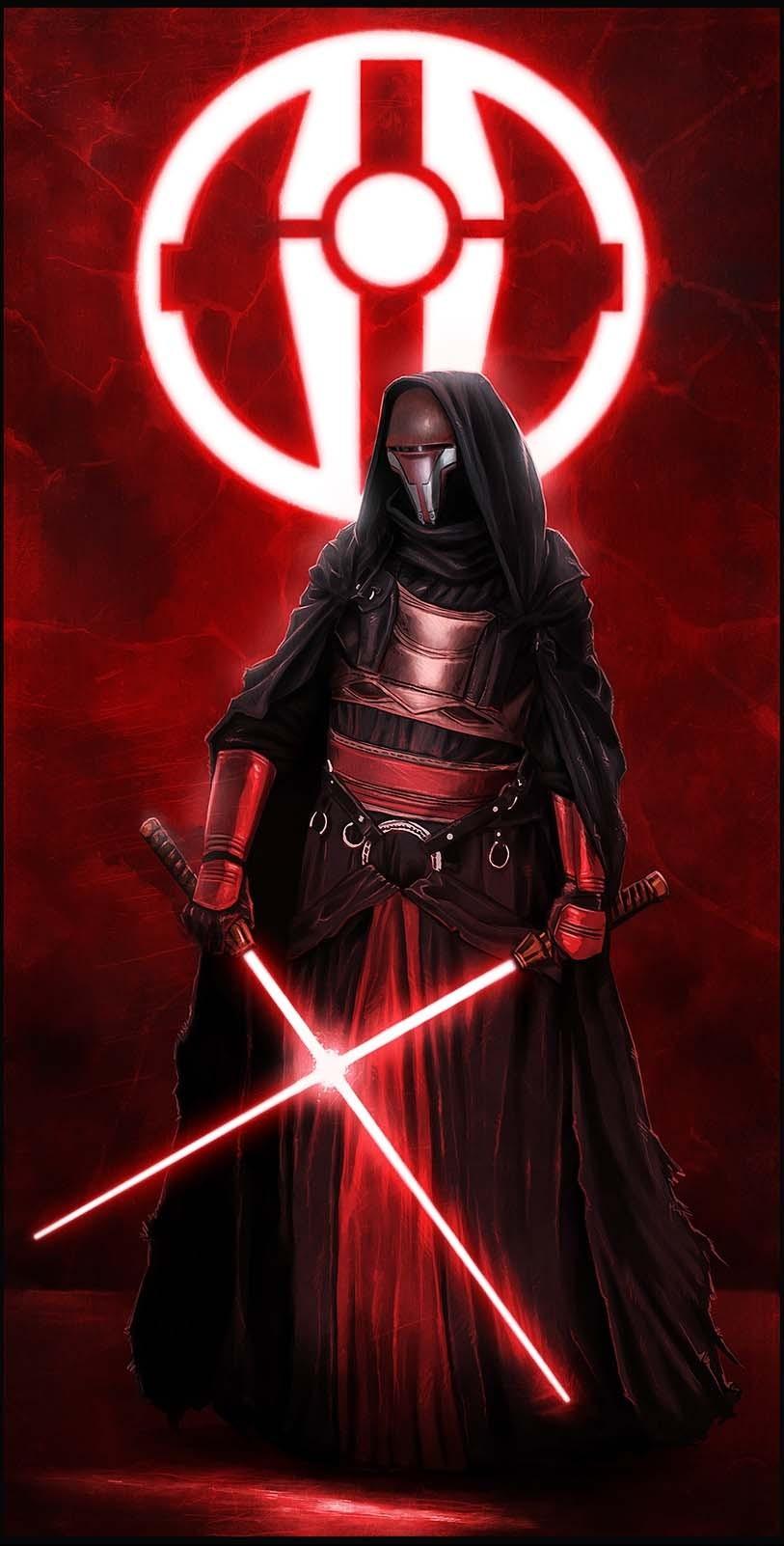 Star Wars Darth Revan Lightsaber Lichtschwert Sith Lord Lowbirdcom 813x1602