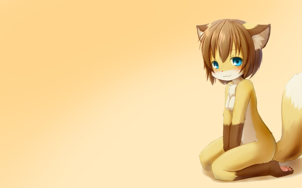 Cute Furry 3 Wallpaper Desktop Background 1024x640