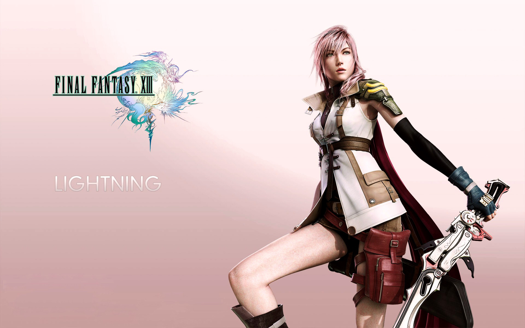 Final Fantasy Lightning Wallpapers wallpaper wallpaper hd 1680x1050
