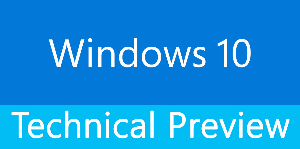 Windows 10 Technical Preview expirar el 15 de Abril de 2015 1019x506