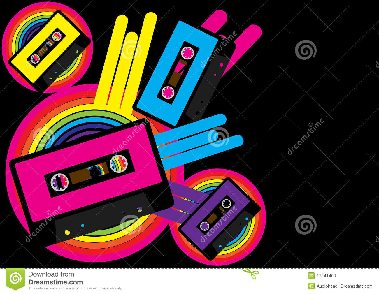 Retro 80s Background Retro party background   audio 1300x1009