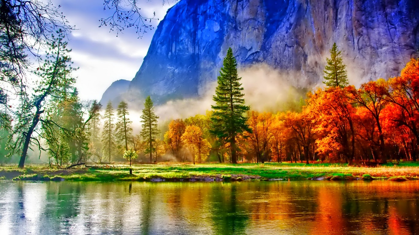HD PICTURES Nature Wallpapers HD Wallpaper Nature 1366x768