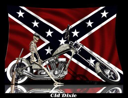 Dixie Flag Chopper Graphics Code Dixie Flag Chopper Comments 520x400