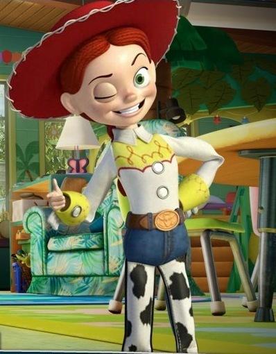 Walt Disney Toy Story Jessie Cartoon Wallpaper 398x510