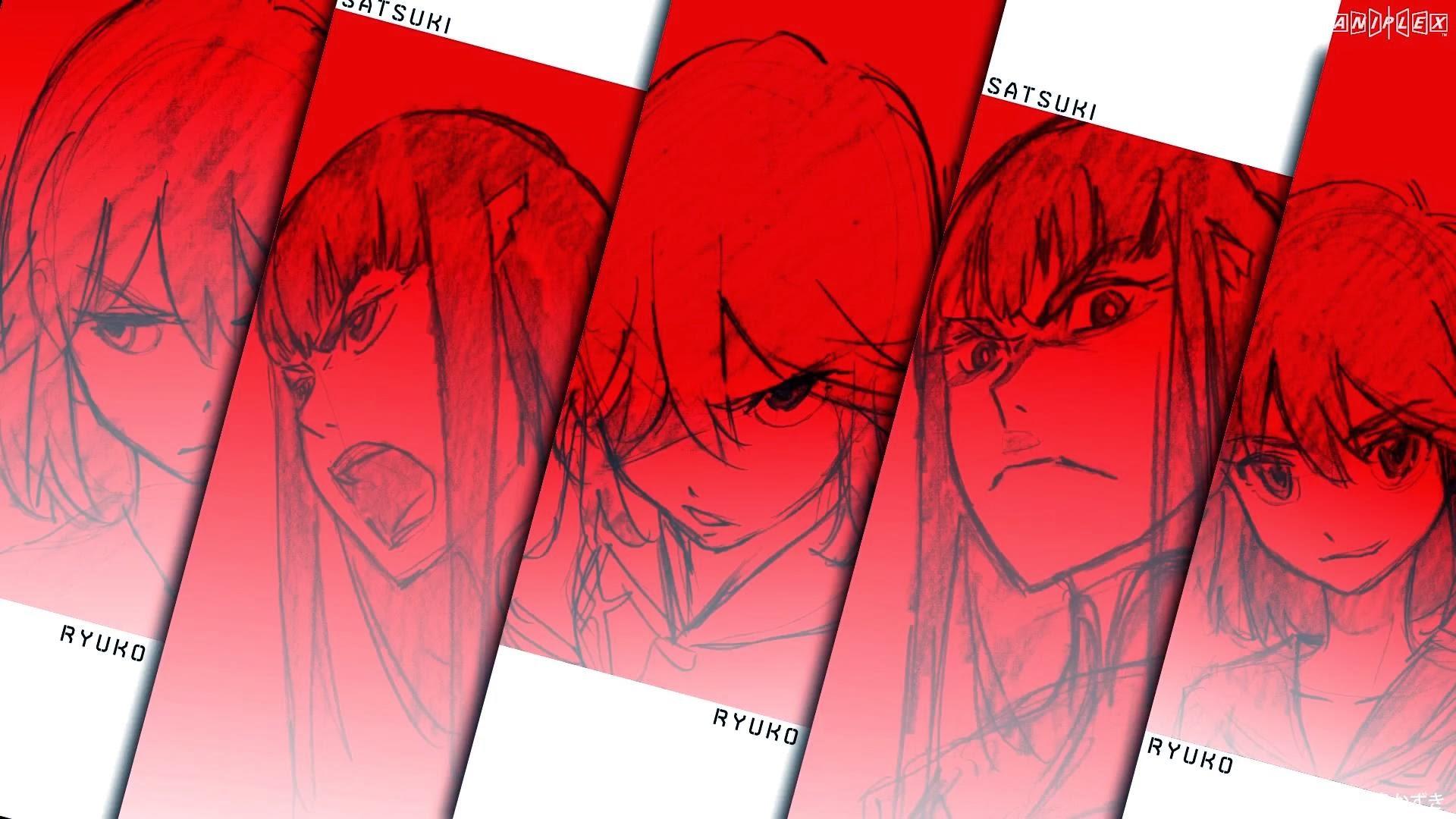 kill la kill anime picture hd wallpaper 1920x1080 4f 1920x1080