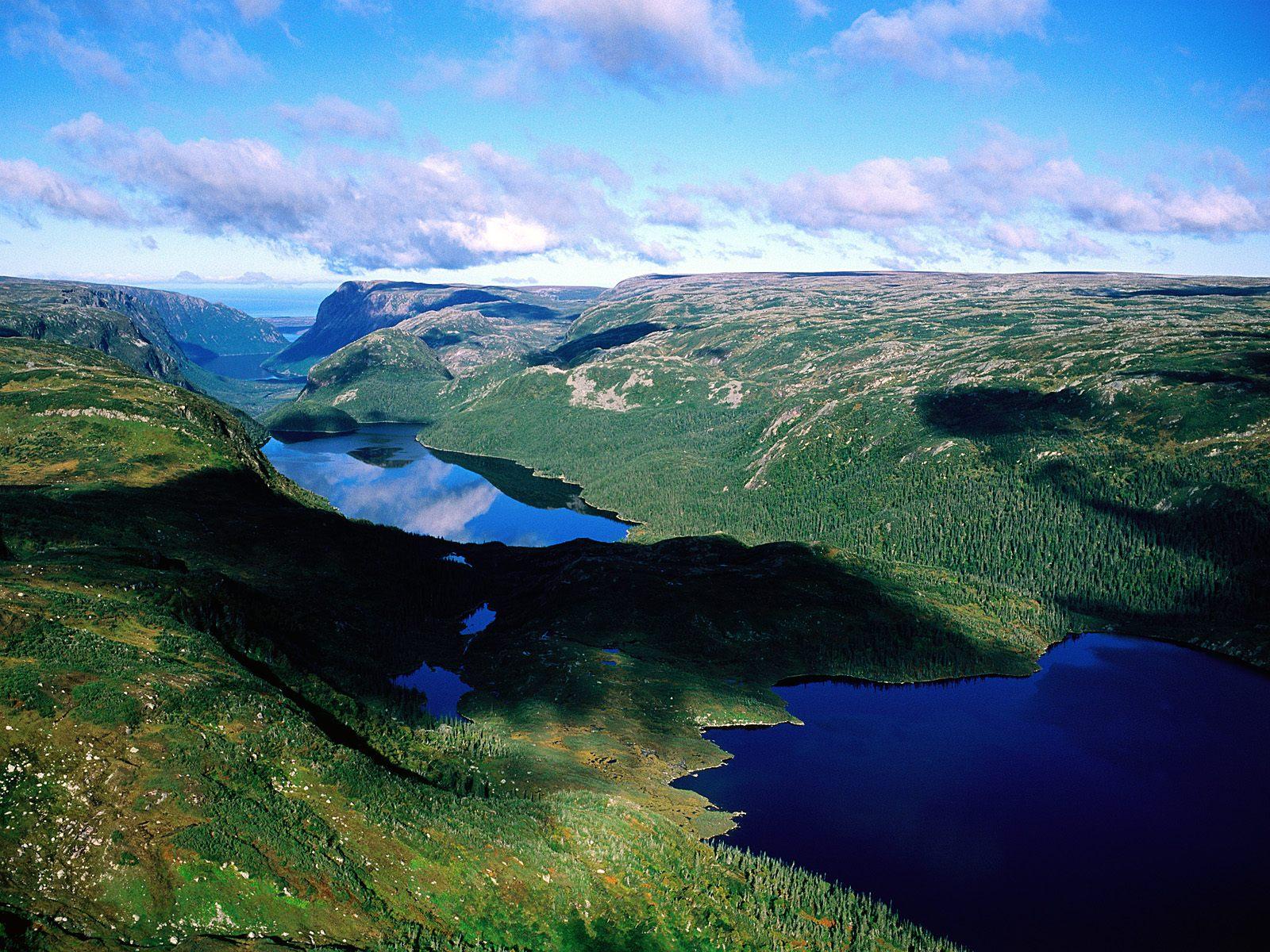Canada picture Gros Morne National Park Newfoundland Canada 1600x1200