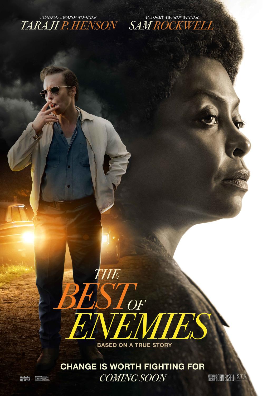 The Best of Enemies 2019   IMDb 1013x1500