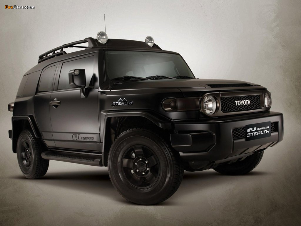 Fj Cruiser Wallpaper  WallpaperSafari