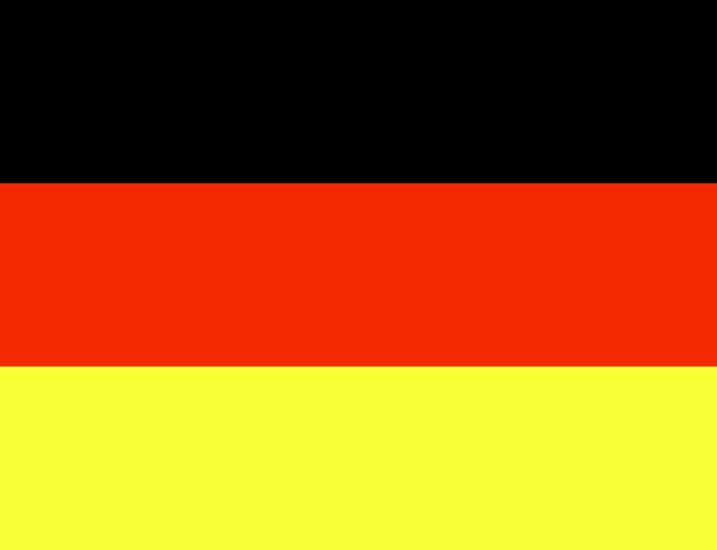 Flag Wallpaper of Germany 1400x1075