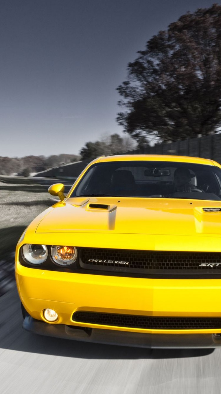Dodge Challenger SRT8   750x1334   iPhone 6 HD Wallpaper 750x1334
