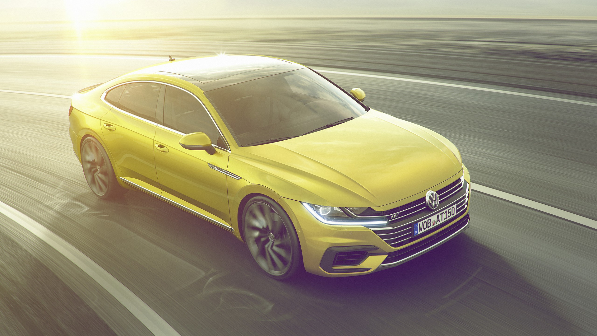 Volkswagen Arteon News and Reviews Motor1com 1920x1080