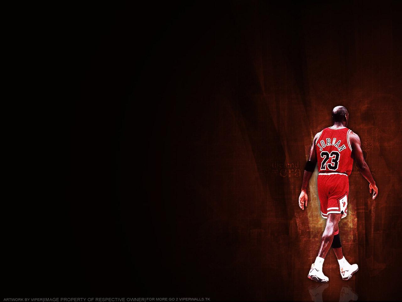 Michael Jordan Jersey Wallpaper Re Re 1280x960