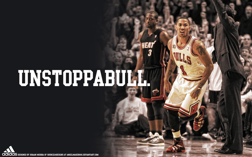 Derrick Rose Wallpaper Hd 2013 Mvp Derrick rose wallpaper by 1024x640