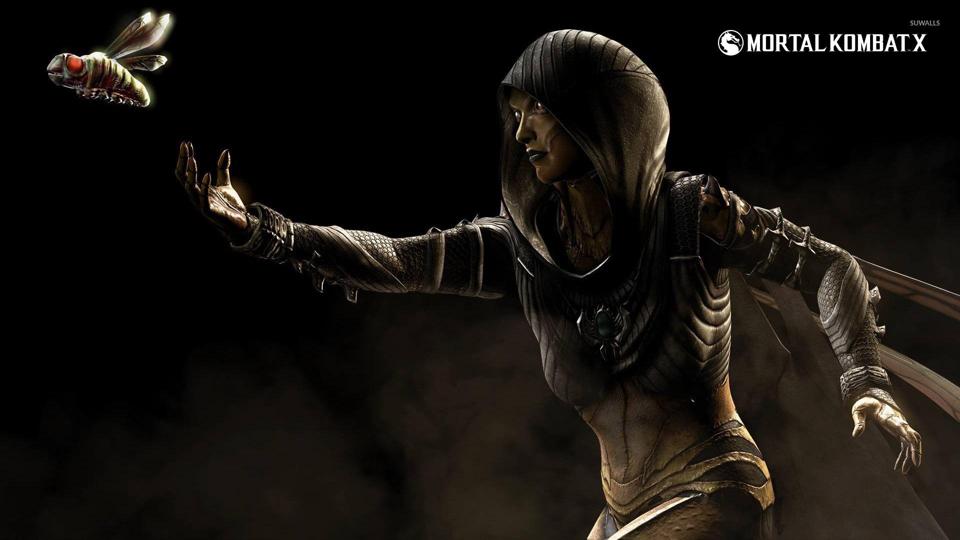 Vorah   Mortal Kombat X wallpaper   Game wallpapers   31449 1920x1080