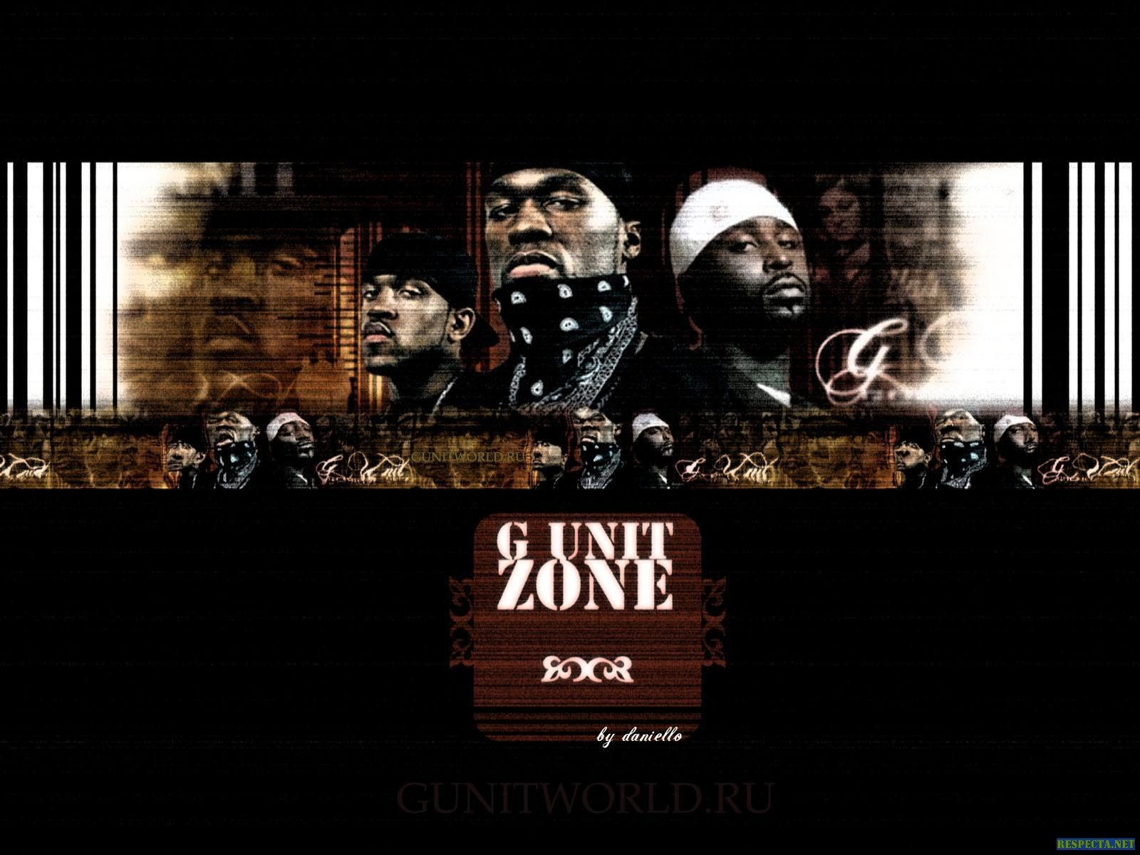 com181223G UNIT 50 CENT gangsta rap rapper hip hop unit cent dhtml 1600x1200