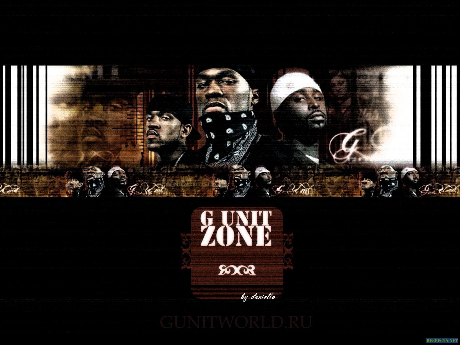 com181223G UNIT 50 CENT gangsta rap rapper hip hop unit cent dhtml 1600x1200