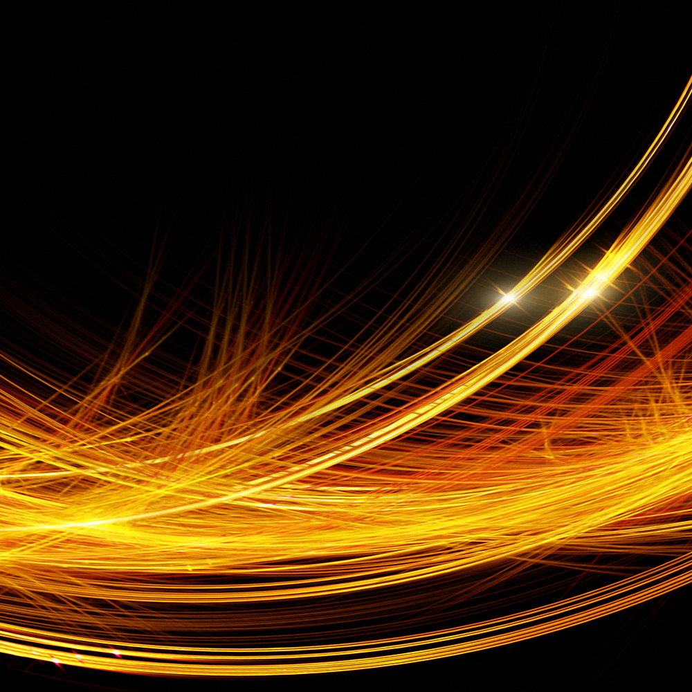 Gold Abstract Wallpape...