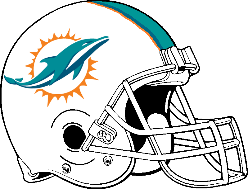 Image result for miami dolphins helmet logo