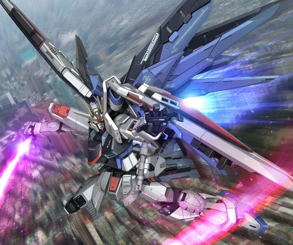 Gundam Walls and LOLS Freedom Gundam Wallpaper 960x802